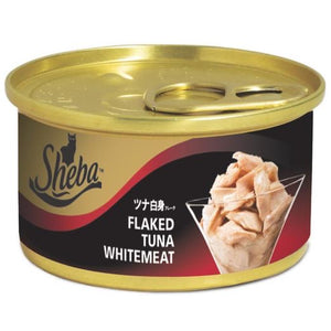 Sheba Flaked Tuna In Gravy 85g