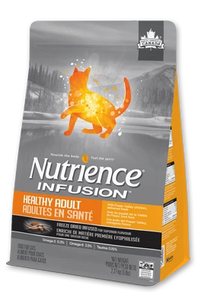 Nutrience Infusion Healthy Adult Dry Cat Food 2.27kg