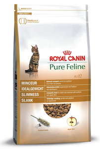 Royal Canin Pure Feline Slimness No. 2 Dry Cat Food 1.5kg