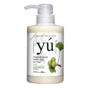 YU Ginkgo Baby Pets Formula Shampoo For Pets (2 Sizes Available)