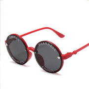 Fashion Sunglasses Wholesale Children's Clothing Purple Free size