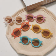 Creative Trend Sunglasses Wholesale Children's Clothing Style1 Free size