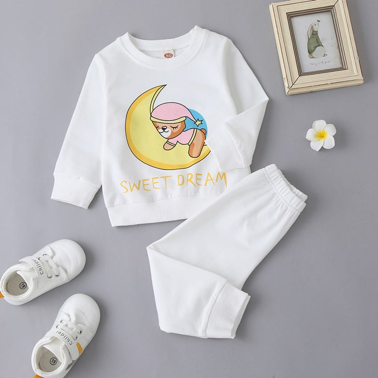 2-piece Pajamas Sets for Baby Girl Wholesale children's clothing - Riolio
