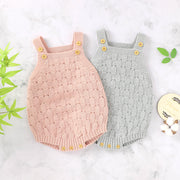Sling Solid Bodysuit for Baby Wholesale children's clothing - Riolio