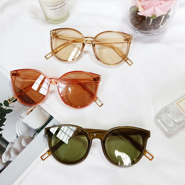 Daily Sunglasses Wholesale Children's Clothing Orange Free size