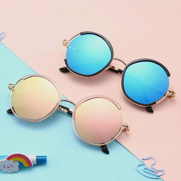 Colorful Sunglasses Wholesale Children's Clothing Style2 Free size