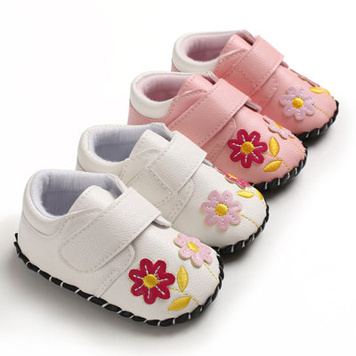 Velcro Baby Shoes for Baby Girl Wholesale Children's Clothing - Riolio