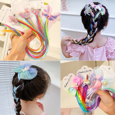 Children's Lovely Braids For Girls Wholesale Children's Clothing - Riolio