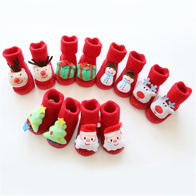 Christmas Knee-High Stockings Wholesale children's clothing - Riolio