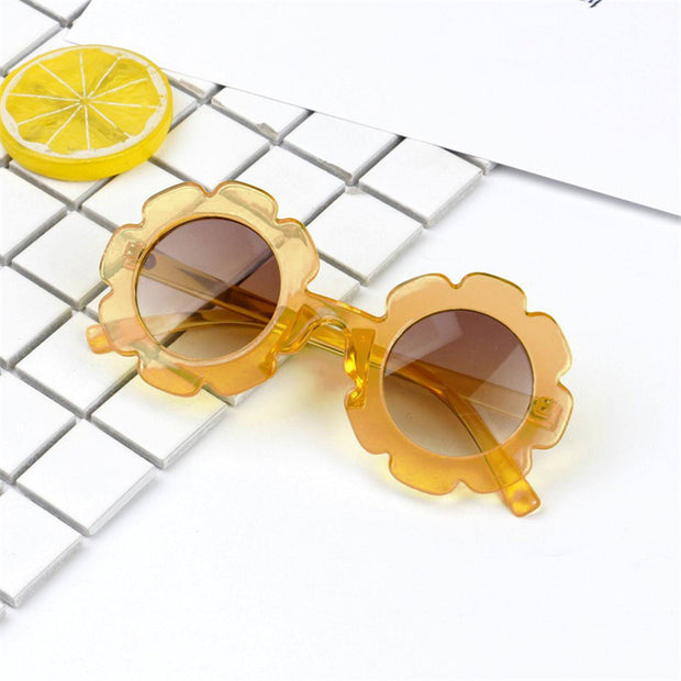 Flower Pattern Sunglasses Wholesale