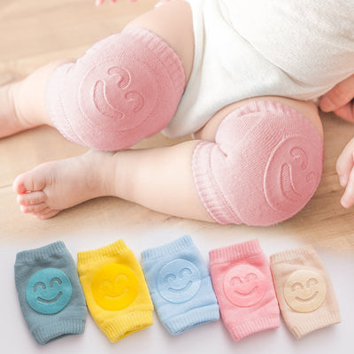5-piece Solid Knee Pads for Baby Wholesale children's clothing - Riolio