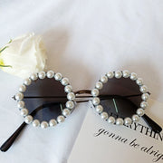 Pearl Children's Glasses Wholesale Grey Free size