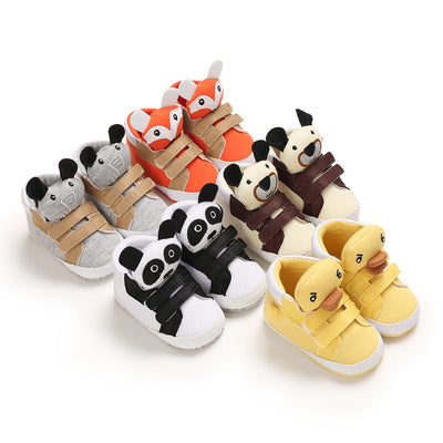 Cartoon Pattren Velcro Baby Shoes Wholesale Children's Clothing - Riolio