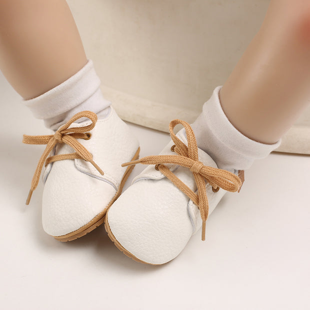 Lace-up Baby Shoes Wholesale Children's Clothing - Riolio