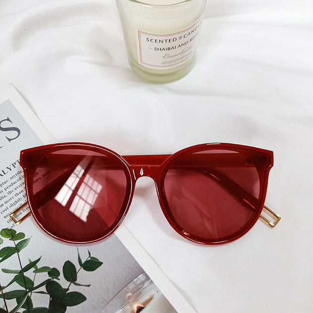 Daily Sunglasses Wholesale Children's Clothing Red Free size