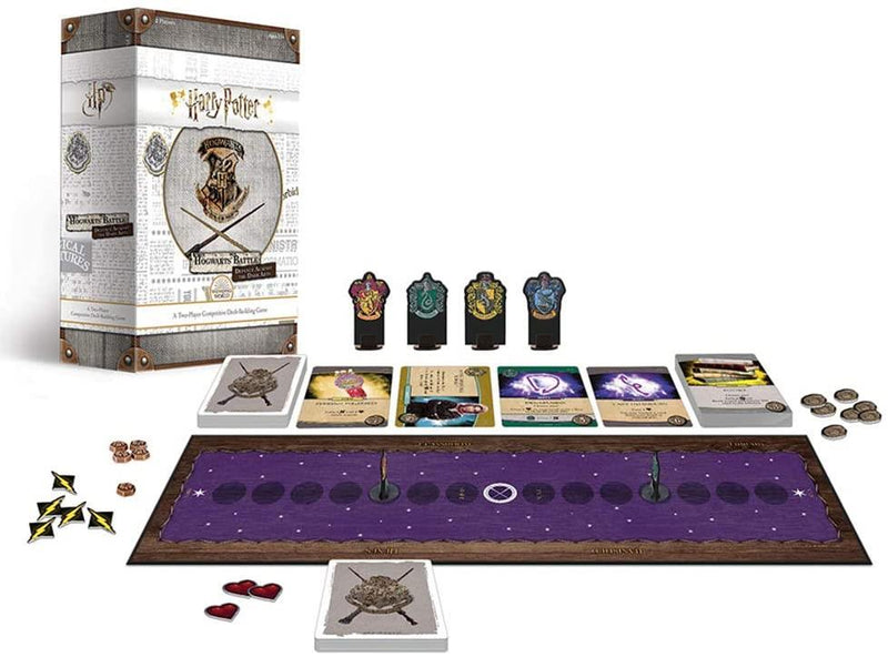 Harry Potter: Hogwarts Battle – Defence Against the Dark Arts Version Anglaise