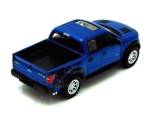 Voiture KINSMART - 2013 FORD F-150 SVT RAPTOR SUPERCREW, 5""