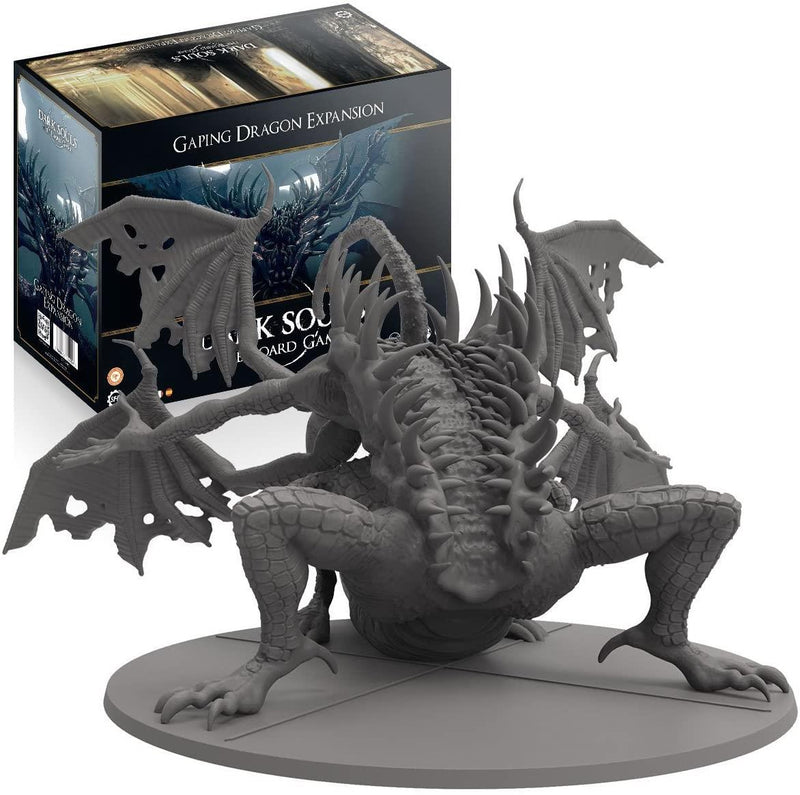 Extension  Dark Souls Gaping Dragon extension Version Anglaise
