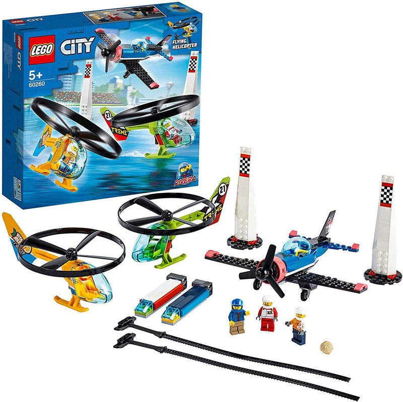 Lego City Air Race