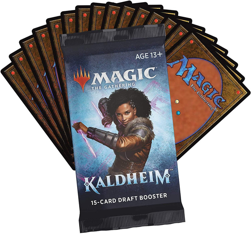 Magic the Gathering Kaldheim Draft Booster Version Anglaise