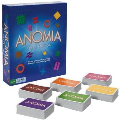 Anomia - Party Box Version Anglaise