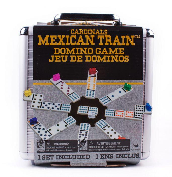 Dominos - Train mexicain Double 12 (MULTI)