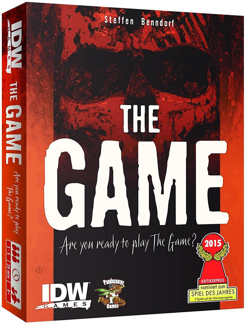 The Game French Version