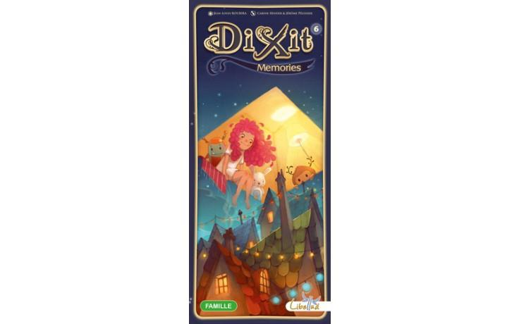 Dixit - Extension Memories (MULTI)