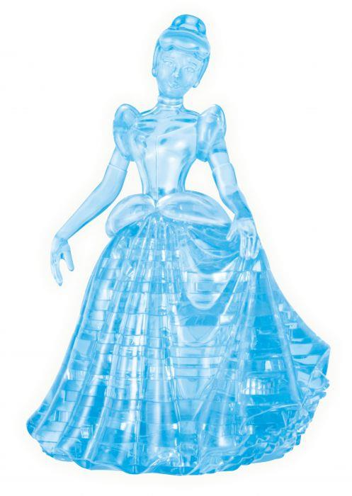 Bepuzzled Crystal 3D Disney Cendrillon