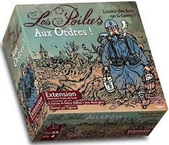 Les Poilus - Orders French Version