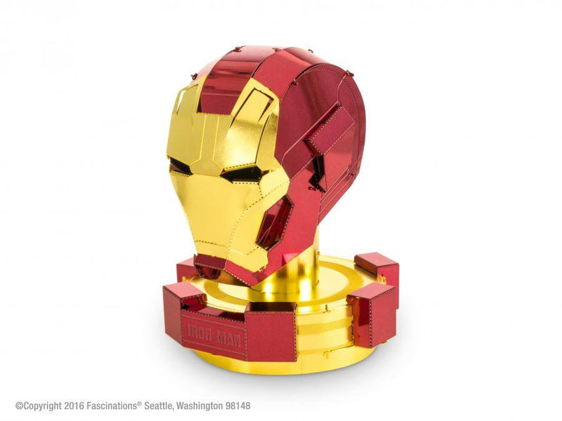 Metal Earth Marvel Casque d'Iron Man
