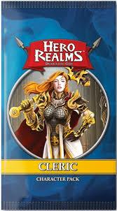 Hero Realms - Cleric Version Anglaise