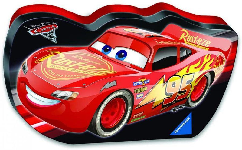 Ravensburger 100p Disney Cars 3 Let's Go