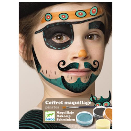 Coffret de Maquillage Pirates