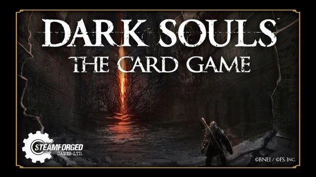 Dark Souls: The Card Game Version Anglaise
