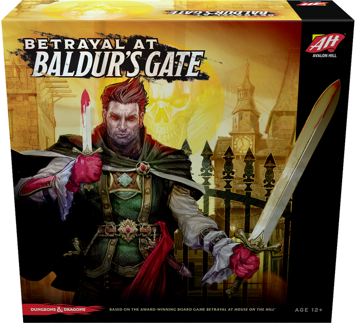 Betrayal at Baldur's Gate Version Anglaise