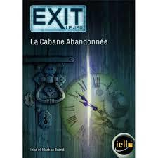 Exit: The Abandoned Cabin French Version