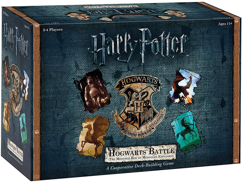 Harry Potter™ Hogwarts™ Battle: The Monster Box of Monsters Expansion Version Anglaise
