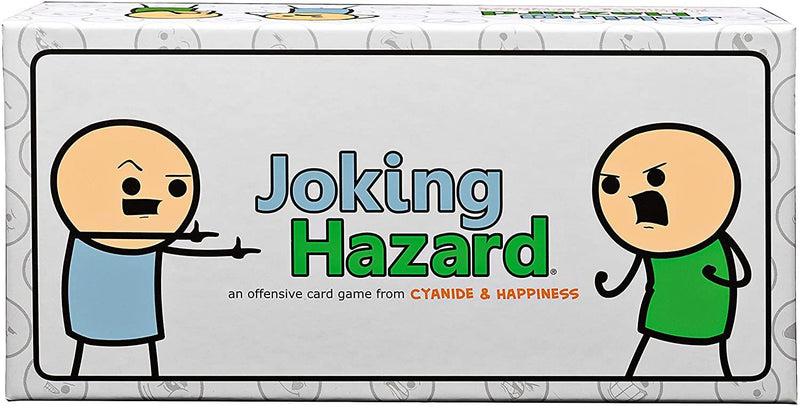 Joking Hazard Version Anglaise