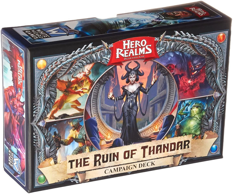 Hero Realms - Ruin of Thandar Version Anglaise