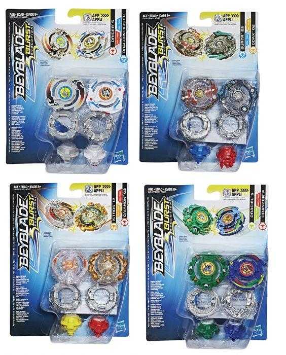 Beyblade Burst Evolution - Matching Duel Set