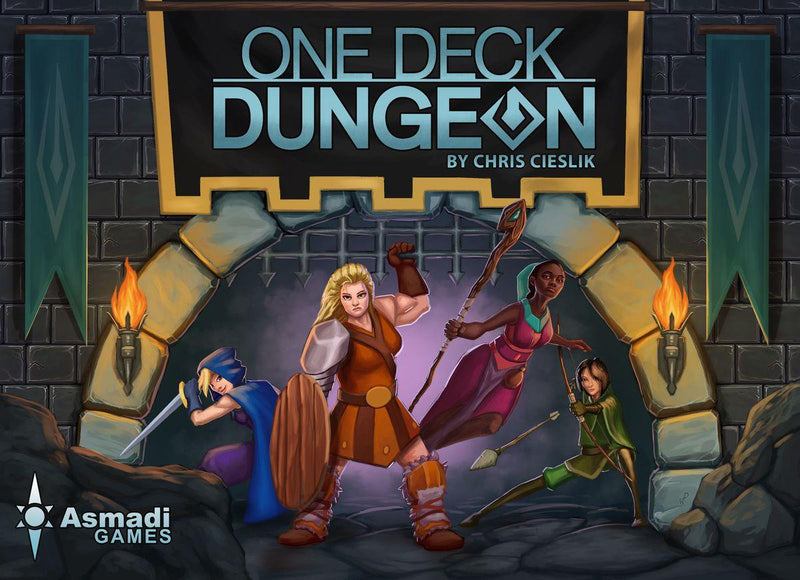 One Deck Dungeon French Version
