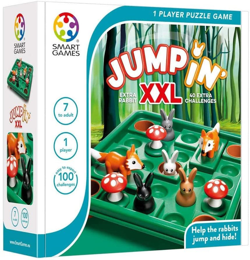 Jump In XXL Version Anglaise