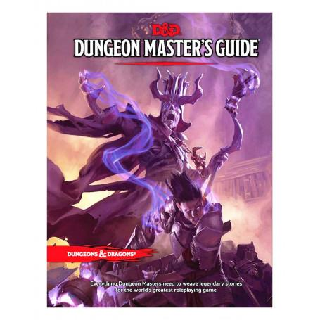 D&D 5 - Dungeon Master's Guide