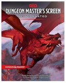 D&D 5th Edition Master's Screen