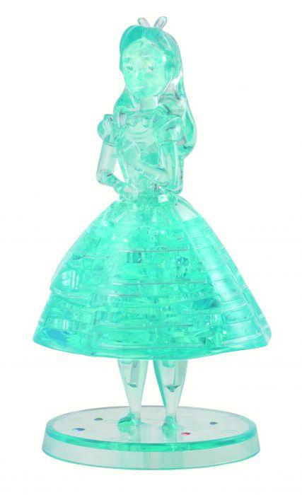 Bepuzzled Crystal 3D Disney Alice