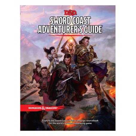 D&D 5 - Sword Coast Adventurer's Guide