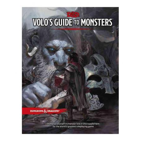 D&D 5 - Volo's Guide to Monsters