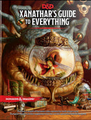 D&D 5 - Xanathar's Guide To Everything Version Anglaise