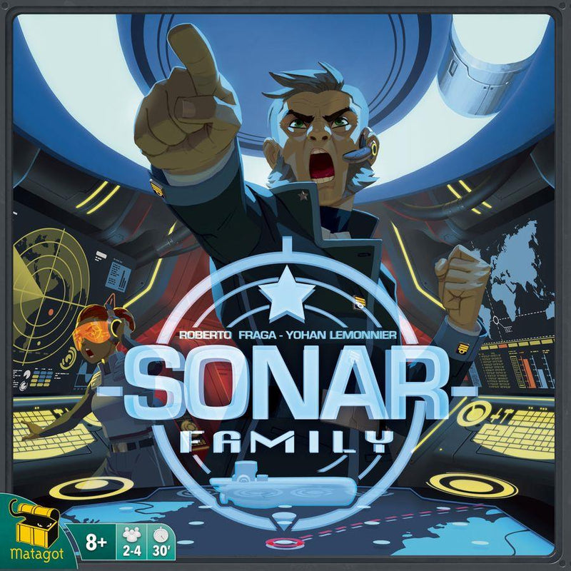 Sonar Family Version Anglaise